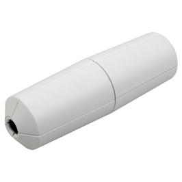 Snoerdimmer T2, wit, 7-110W/VA, LED 3-35W