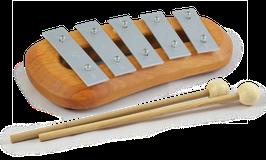 Glockenspiel Pentatonisch, 5 Töne