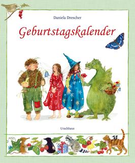 Daniela Drescher / Geburtstagskalender