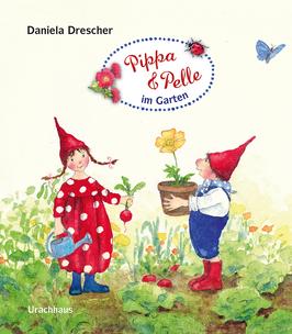 Pippa & Pelle im Garten