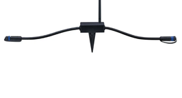 Paulmann Outdoor Plug & Shine Controller IP68 433MHz Schwarz Kunststoff