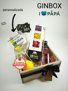 Gin BOX Dia del Padre