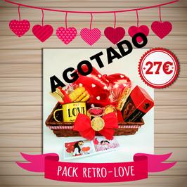 Pack Retro Love