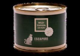 ESCAPURE, WILD TOPFERL MIT HUHN