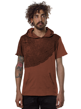 Hoodie Shirt Leaf