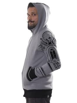 Zip Hoodie Maori