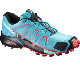 Salomon SPEEDCROSS 4 W Blue Jay/Black