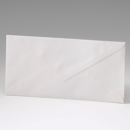 Kuvert Umschlag länglich 11 x 22 cm (passend für Din lang) von Belarto