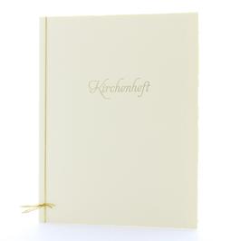 """Kirchenheft Schlichte Eleganz """"Sylvie"""" (Bel724405D)"""