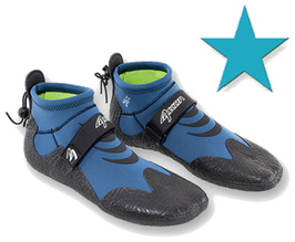 ASCAN Neoprenschuh Star Blue 2 mm