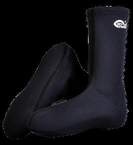 Dry Fashion Neopren-Socken mit Metalite-Beschichtung
