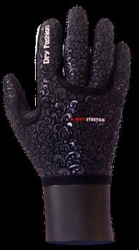 Dry Fashion Handschuh Neopren Dry Glove