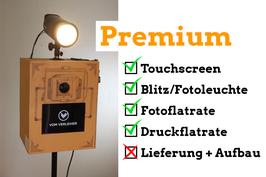 Fotobox VINTAGE - PREMIUM