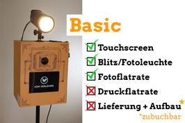 Fotobox VINTAGE - Basic