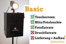 Fotobox BLACK - Basic