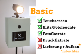 Fotobox MINT - Basic