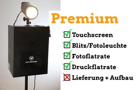 Fotobox BLACK - Premium