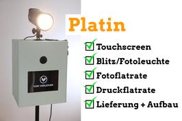 Fotobox MINT - Platin