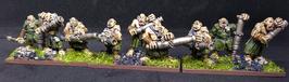 10mm Ogre Cannoneer Unit