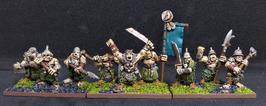 10mm Ogre Armoured Warrior Unit