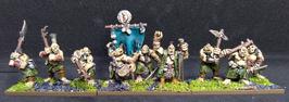 10mm Ogre Warrior Unit