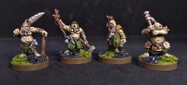 10mm Ogre Character Pack