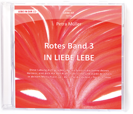 CD - Rotes Band 3: IN LIEBE LEBE