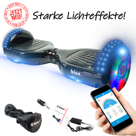 binnTec N4 mit innovativen LED Rädern