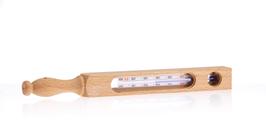 Badethermometer Buche