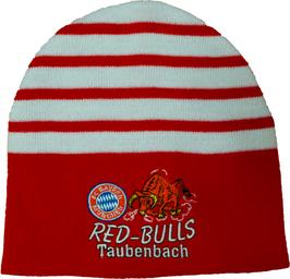 Red Bulls Taubenbach Mütze für große und kleine Bullen