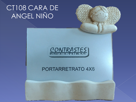 CT108 CARA DE ANGEL NIÑO