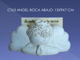 CT63 ANGEL BOCA ABAJO