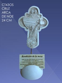CT43OS CRUZ ARCA DE NOE