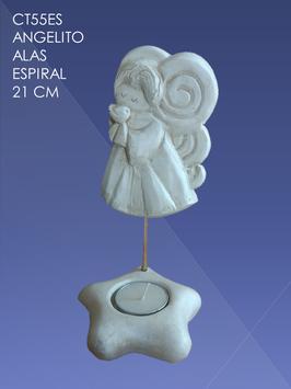 CT55ES ANGELITO ALAS ESPIRAL