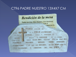 CT96 PADRE NUESTRO