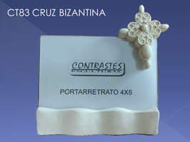 CT82 CRUZ BIZANTINA