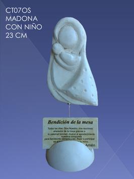 CT07OS MADONA CON NIÑO