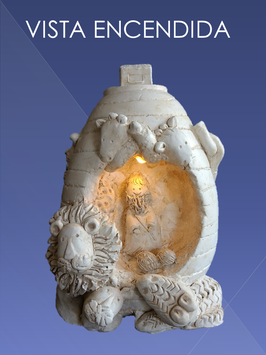 CT120 LAMPARA LED ARCA DE NOE