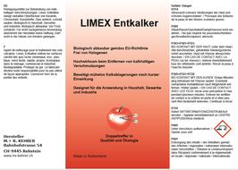 LIMEX Entkalker (5 kg Kanister)