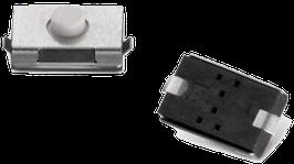 Microschalter / Taktschalter SMD 6,0mm x 3,8mm x 2,5mm (Länge x Breite x Höhe)