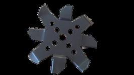 Häkselmesser ( Aufnahme 1 Zoll = 25,4mm)