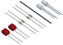 Kondensator-Set - Erweiterung für den varikabi Bausatz