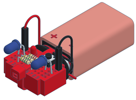 Infrarot-Set - Erweiterung für Roboterbausatz
