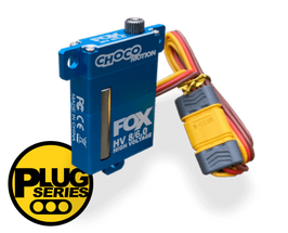 FOX HV 8/6.0 PLUG SERIES