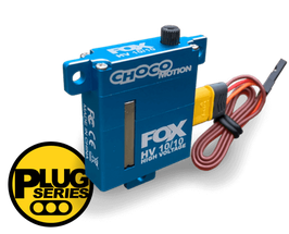 FOX HV 10/10 PLUG SERIES