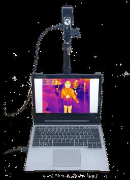 Wärmebildkamera Set für Echtzeit Temperaturmessung am PC