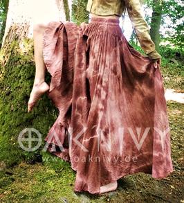 Maxi Skirt - Berry
