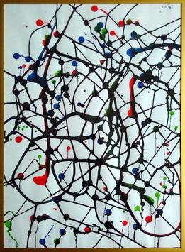 """""""rot-grün-blau"""" von Philipp Zaugg"""