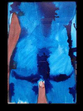 """naked in the clouds"" von Francesca Moglia"