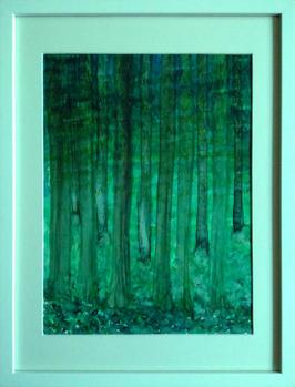 """""""Wald"""" von Philipp Zaugg"""